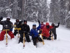Donna's big snow pic