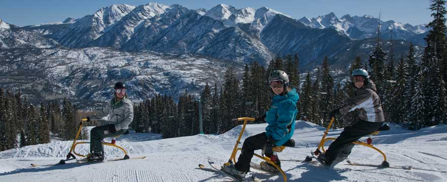 Web Com Reviews >> Snowbike Experience at Durango Mountain Resort :: Durango ...